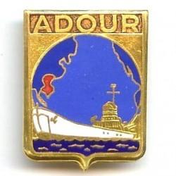 Adour (LST 1948-50), bateau...