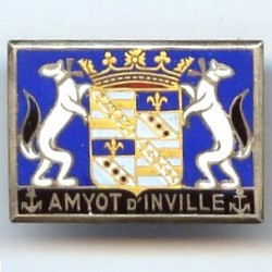 Amyot d' Inville...