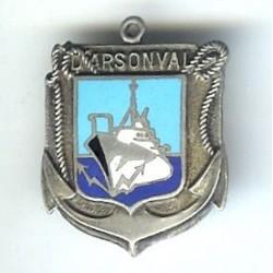 D' Arsonval (poseur de...
