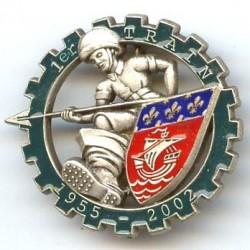 1° Rgt du Train, 1955-2002
