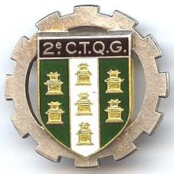 2° CTQG Tonkin, vert, fond...