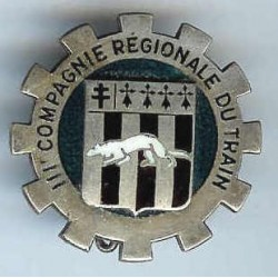 III° Compagnie Régionale du...