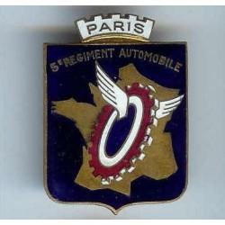 5° Rgt Automobile Paris (FTG)