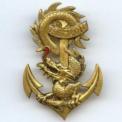 1° BMEO, ancre et dragon...