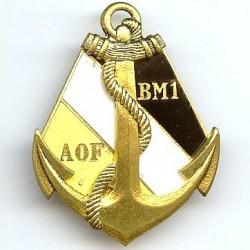 Bataillon de Marche n° 1...