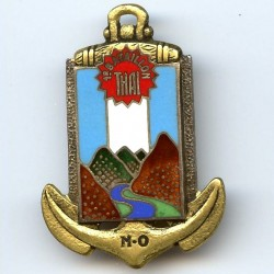 1° Bataillon Thaï, berges...