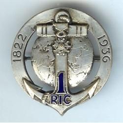 1° RIC, 1822-1936, sans...