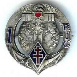 1° RIC, 1822-1945 en gros...