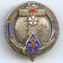 1° Rgt d' Infanterie...