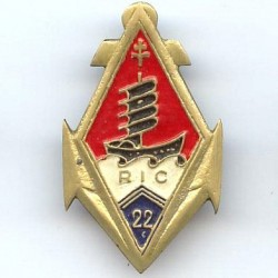 22° RIC, caravelle, métal...