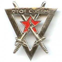 210° CSM (32° BMTS puis 27°...