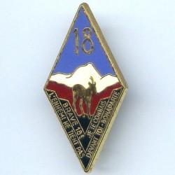18° Rgt d' Infanterie...