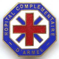 """Hôpital Complémentaire """"St..."""