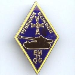 1° Brigade Blindée / EM et...