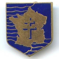 2° Division Blindée, émail,...