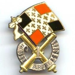 1° Rgt d' Artillerie,...