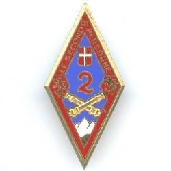 2° Régiment d' Artillerie,...
