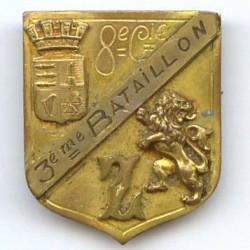 3° Bataillon Z / 8° Compagnie
