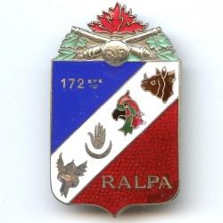 172° RALPA, avec RF sur la...