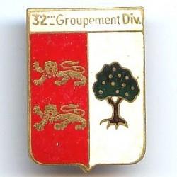 32° Groupement...