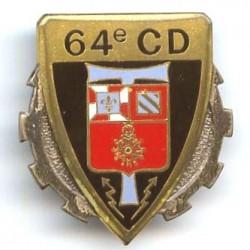 64° Compagnie Divisionnaire