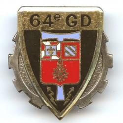 64° Groupement Divisionnaire