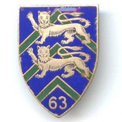 63° GRDI, lions