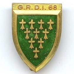 68° GRDI, hermines