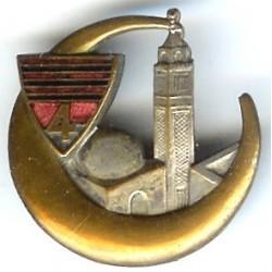 4° RCA, mosquée, attache...