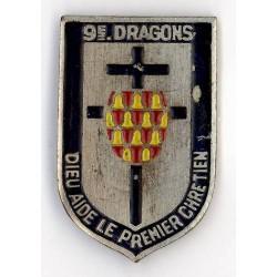 9° Rgt de Dragons, Dieu...