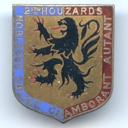 2° Rgt de Hussards