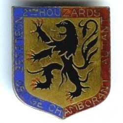 2° Rgt de Hussards, sans...