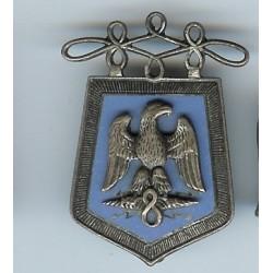 8° Rgt de Hussards, dos lisse