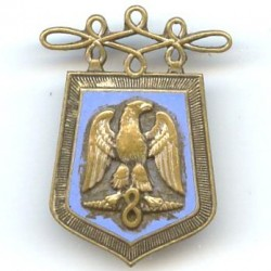 8° Rgt de Hussards,...