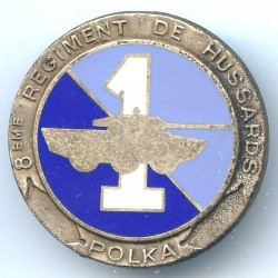 8° Rgt de Hussards / 1°...