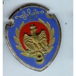 9° Rgt de Hussards, émail,...
