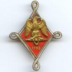 9° Rgt de Hussards, losange...