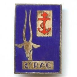 2° RAC / 1° Division de la...
