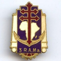 "3° RAMa, au dos ""1945..."