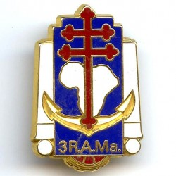 3° Rgt d' Artillerie de Marine