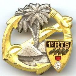 1° Rgt de Tirailleurs...