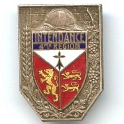 Intendance 4° Région Militaire