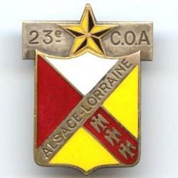 23° Commis Ouvriers d'...