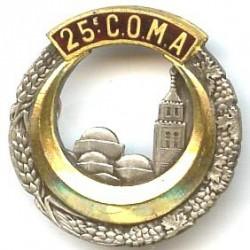 25° Section de Commis...