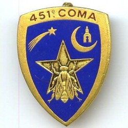 451° Section de Commis...
