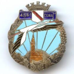 454° Section de Commis...