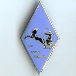 1° Brigade Mécanisée, émail