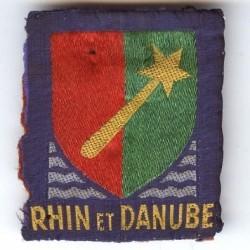 1° Armée Rhin et Danube ,...