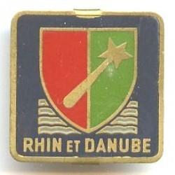 1° Armée Rhin et Danube,...