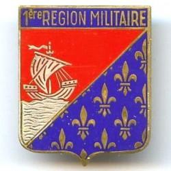 1° Région Militaire,...